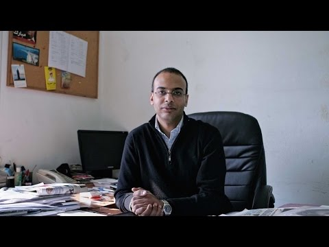 Egyptian Journalist Arrested and Released Before Int'l Protests