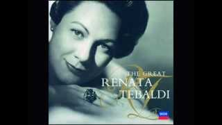 Renata TEBALDI & Richard BONYNGE.  O del mio dolce ardor. Gluck.