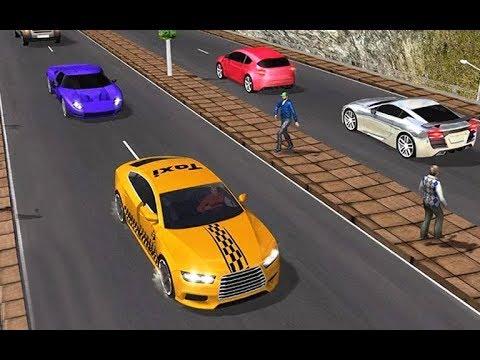 NY Taxi Driver - Crazy Cab Driving Games 2019