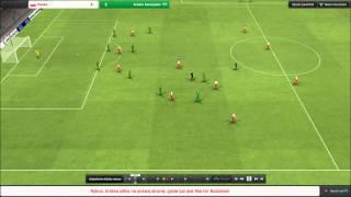 Football Manager 11 - Polska 4:2 Arabia Saudyjska (16.08.2017) Highlights