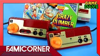 Download Crazy Climber (Famicom) - FamiCorner Ep 13 | Game Dave Mp3