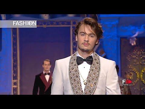 DOLCE&GABBANA Fall 2018 2019 Menswear Milan - Fashion Channel