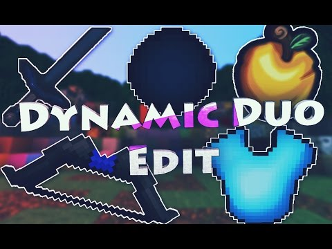Texture Pack PVP Sin Lag Minecraft 1.8 Y 1.9 | Dynamic Duo Edit