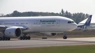 Türkmen Hava Yolları - Aşkabat Uçak Bileti  Traveland Turizm A.Ş.