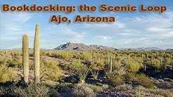 Bookdocking in Ajo, Arizona on the Scenic Loop