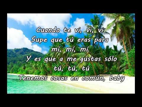 Joey Montana, Sebatián Yatra-Suena El Dembow (letra, Lyrics)