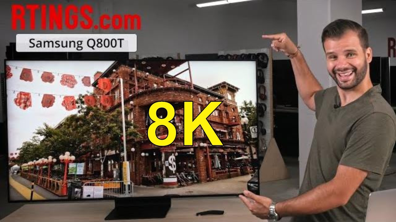 Samsung Q800T 8k TV Review (2020) – Does 8k really make a difference?
