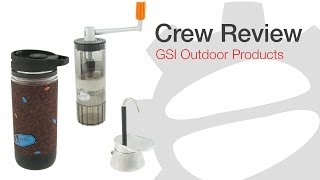 Crew Review: GSI Outdoors
