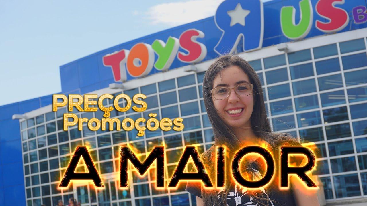 e87dcd400 MELHOR LOJA DE BRINQUEDOS DE ORLANDO!!! Toys R Us - YouTube