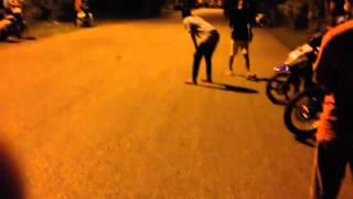 Video Drag Bike Ninja vs Fiz R - Kota Baubau 2015 download MP3, 3GP, MP4, WEBM, AVI, FLV April 2018