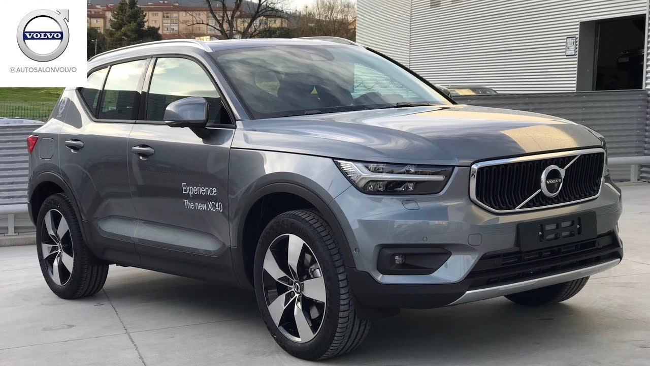 volvo xc40 39 18 d4 awd momentum review en profundidad esp youtube. Black Bedroom Furniture Sets. Home Design Ideas