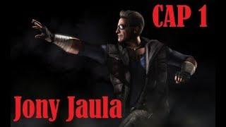 Mortal Loquendo 3: New World. Cap 1: Jony Jaula!