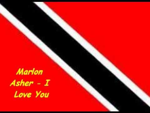 Marlon Asher - I Love You