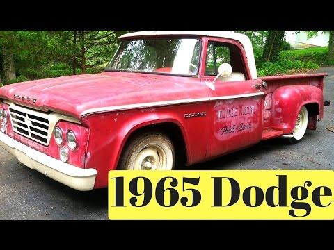 1965 Dodge D200 Doovi