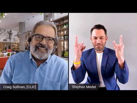 [CLIC] Connect our Guest is Stephen Medel, VP Pacifica Hotels