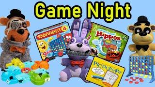 Gw Movie- Game Night!!