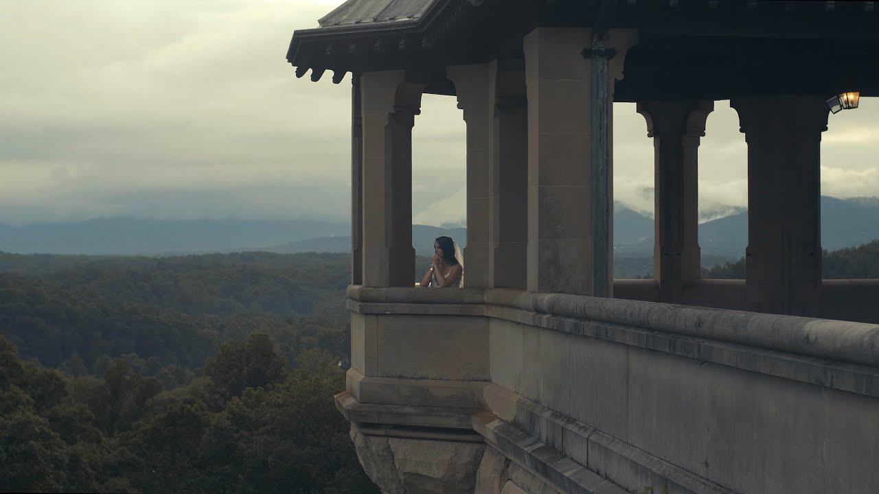 Emotional Letter Readings   Intimate Wedding at Biltmore Estate Champagne Cellar - Asheville, NC