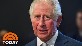 Prince Charles 'Otherwise In Good Health' After Testing Positive For Coronavirus | TODAY