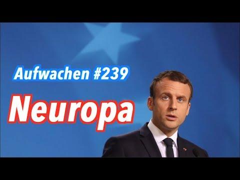Aufwachen #239: Macrons & Guerots Ideen für Europa + CDU-Wundenlecken (mit Hans Jessen)