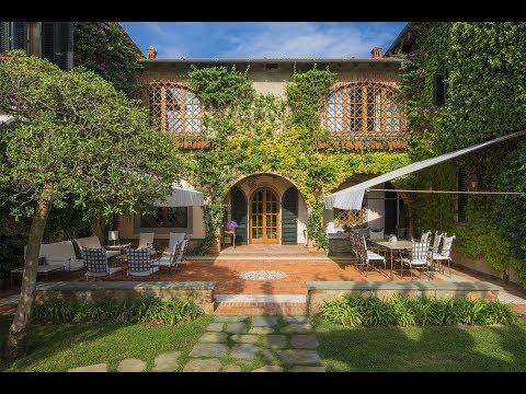 Majestic Villa in Pietrasanta, Lucca, Italy | Sotheby's International Realty