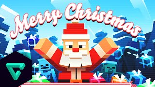 "Minecraft Song : ""12 Days of Minecraft Christmas"" Parody 