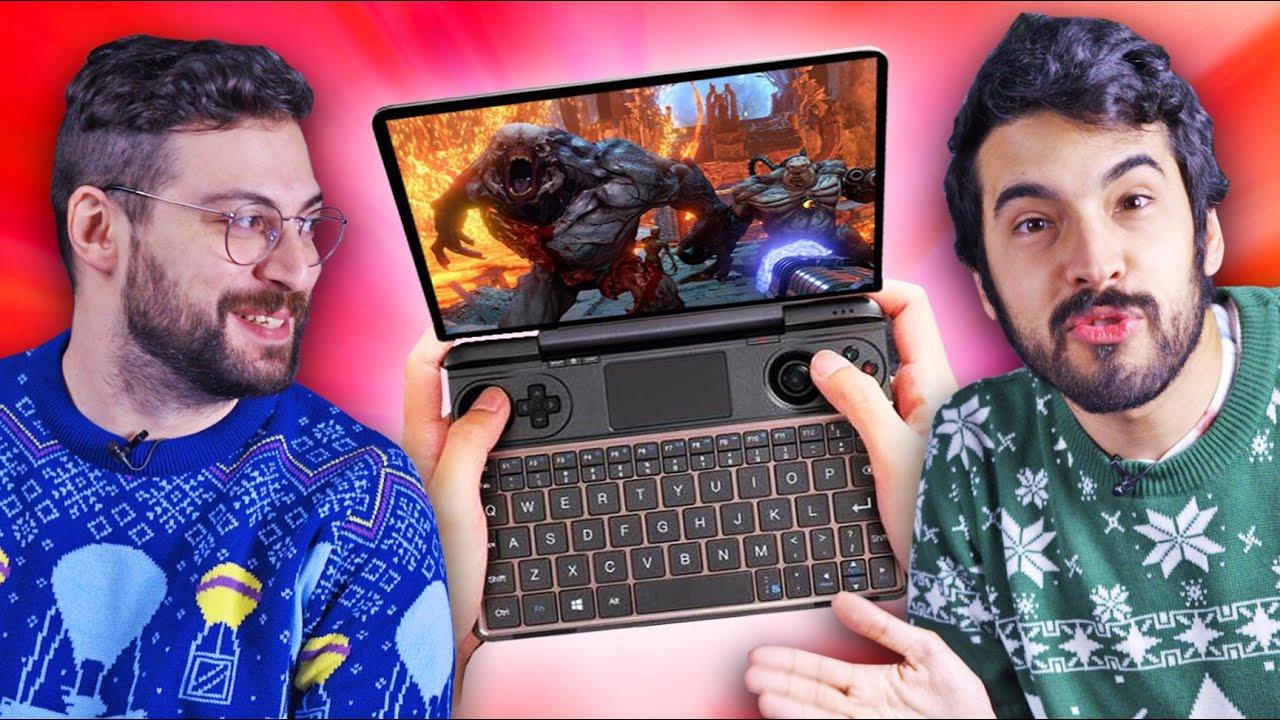 ¡La CONSOLA-PC Portátil! ¿Qué se puede hacer? ft. Lowspecgamer