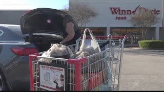 Running out of food? How to get your groceries safely