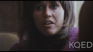 Jane Fonda discusses Vietnam War protests - 1973 | KQED
