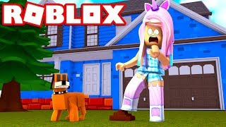 Oh NO!!! Growing Up Is Hard! Let's Play Roblox
