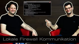 IPTables - 17 Lokale Firewall Kommunikation [deutsch]
