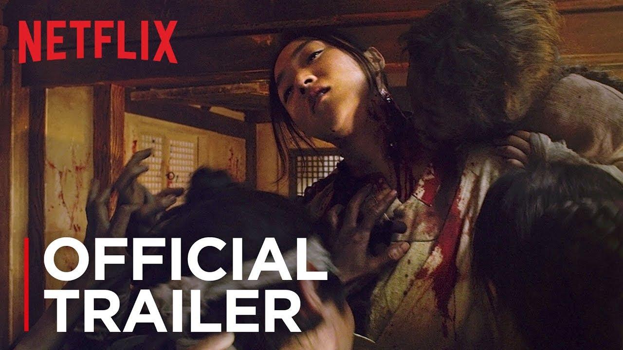 Kingdom Official Trailer 2 Hd Netflix Youtube