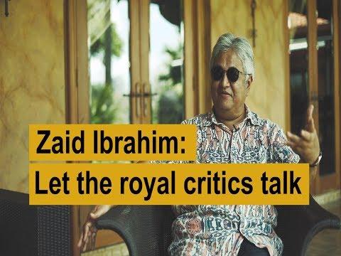 Zaid Ibrahim: Let