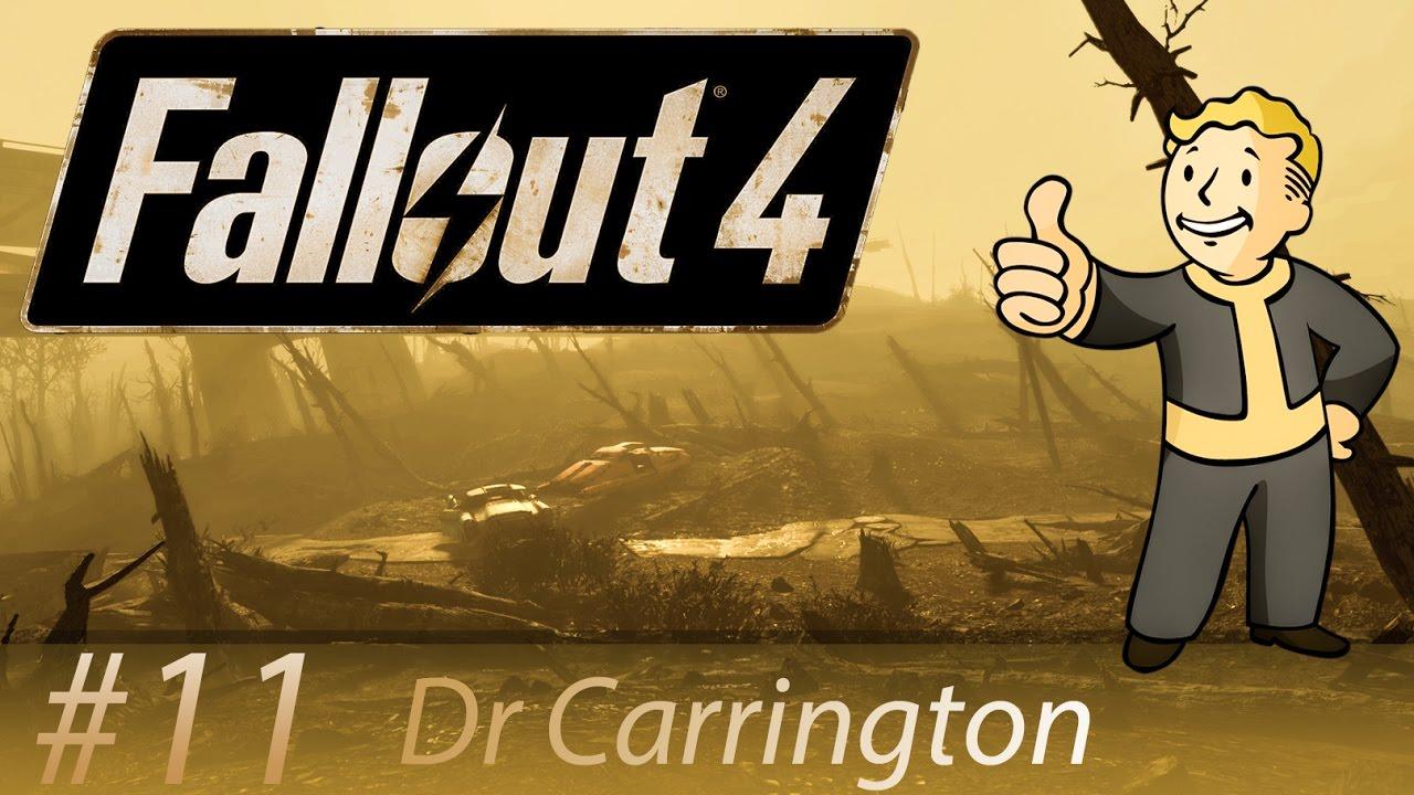 fallout 4  11 dr carrington