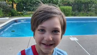 Zack and Heidi pretend play with Vending Machine story