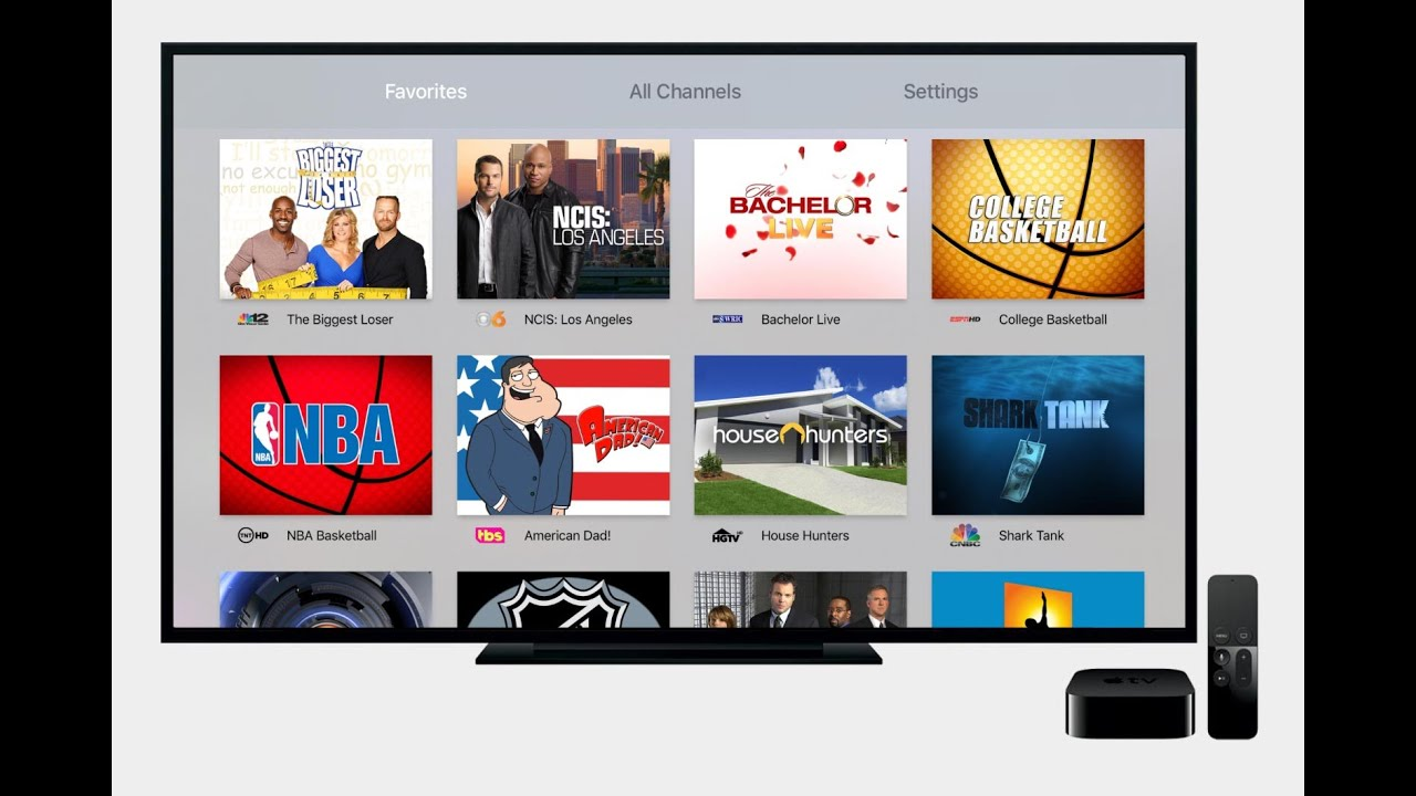 Channels review: the best way to watch live TV on Apple TV