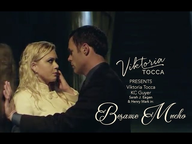 Viktoria Tocca - Besame Mucho (official music video)