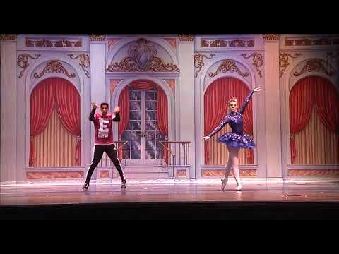 HipHop/Ballet Duet