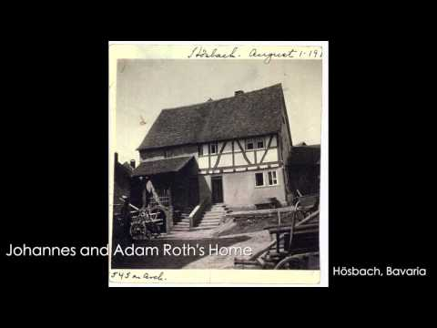 Adam Roth: The Merchant Prince (Radio Play) 1940s
