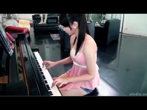 Cover by Alodia Piano - FF Chocobo Theme + Sephiroth Theme