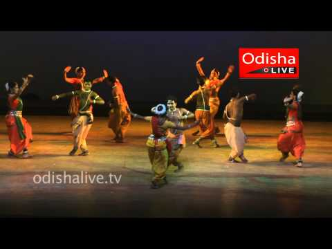 Sangam - Odissi and Chhau Dance - Fusion