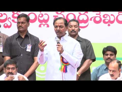 CM KCR talks about his love for Telugu poetry
