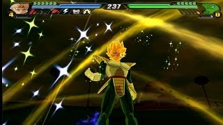 Majin Vegeta (Scouter) destroys the Namek planet with his Final Explosion (DBZ Tenkaichi 3 Mod)