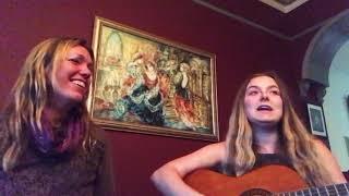 Alice Anderson and Jennie Suzanne Venus - Lazy Bones (Hoagy Carmichael/Johnny Mercer)
