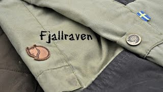 Fjallraven Outdoor Clothes and Gear. Keb, Vidda Pro Trousers, Friluft 55.
