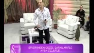 Ayba AYDIN Aslı KÖKÇE ile TV programı