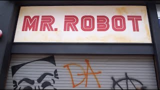 Inside Mr. Robot's creepy activation