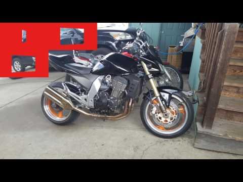 My motorcycle colection  honda,hyosung, kawasaki, qlink,ssr