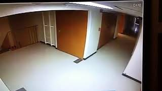 Ghost in Okinawa Barracks