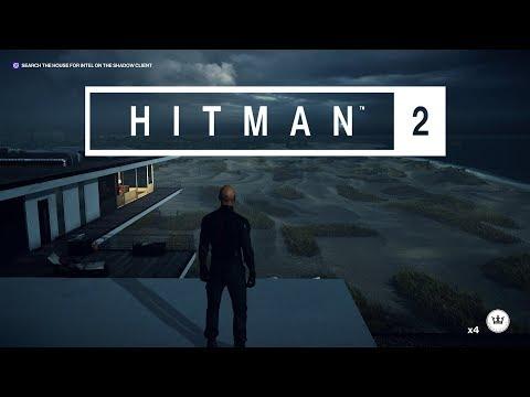 Hitman 2 - my first attempt