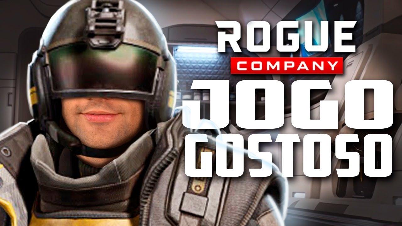 Esse jogo é MUITO GOSTOSO - Rogue Company
